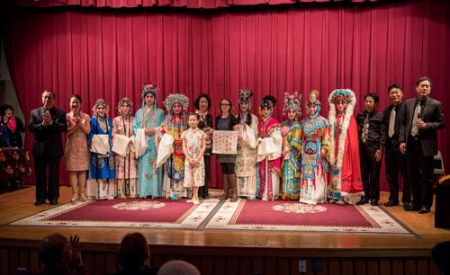 Philadelphia Chinese Opera Society (PCOS), photo by Liren Zeng