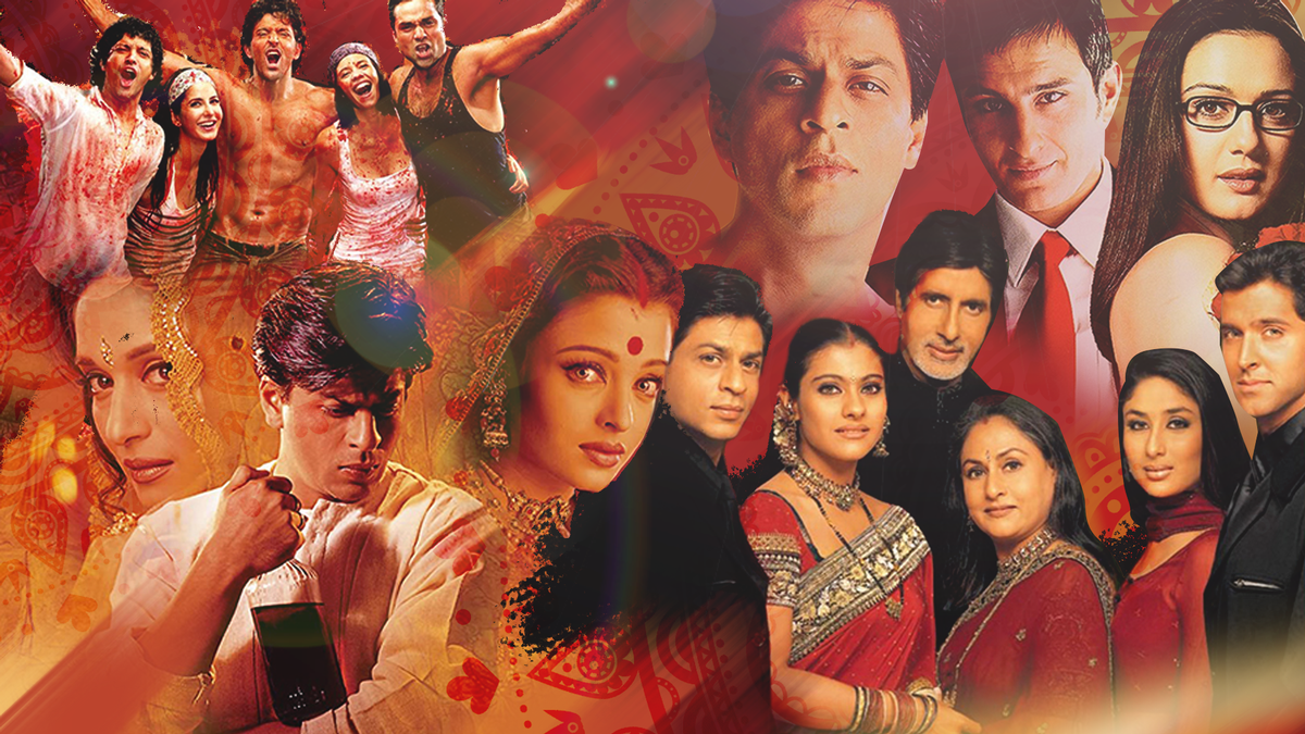 You can find many Bollywood films in the Free Library catalog!