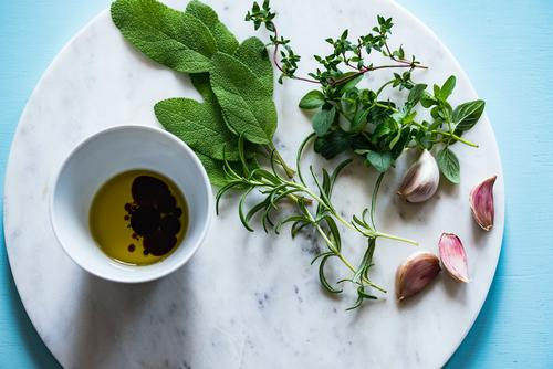 Make a simple, light vinaigrette!