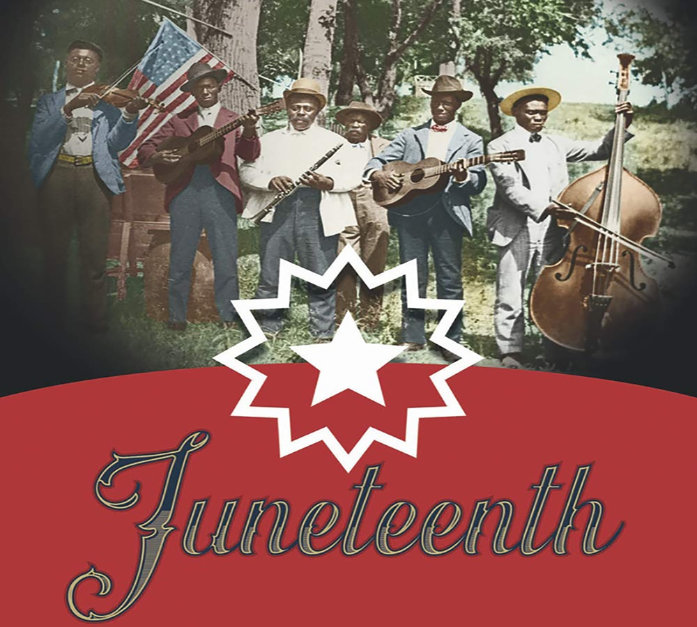 Juneteenth centers Black-lived experiences, identity, and history in the United States, and is a is a day that recognizes freedom and liberation.