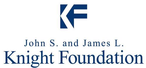 The Knight Foundation has been an invaluable supporter of the Free Library for more than two decades.