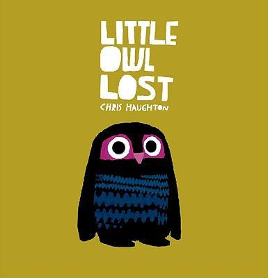 <i>Little Owl Lost</i> book cover