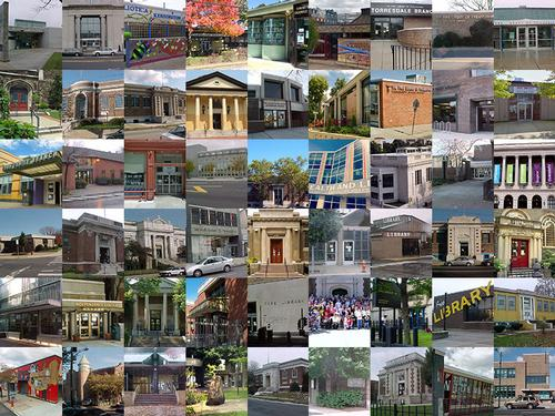 The Free Library has 54 neighborhood libraries spanning the whole city, each part of a vibrant community.