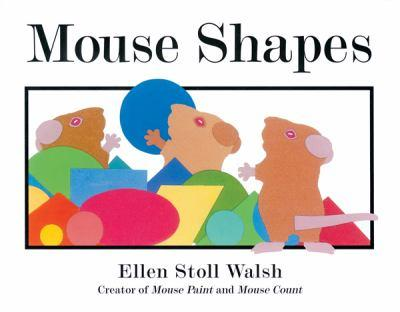 See what the mice can create with shapes!