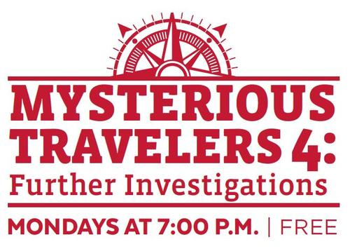 Mysterious Travelers 4 at the Free Library of Improvisation!