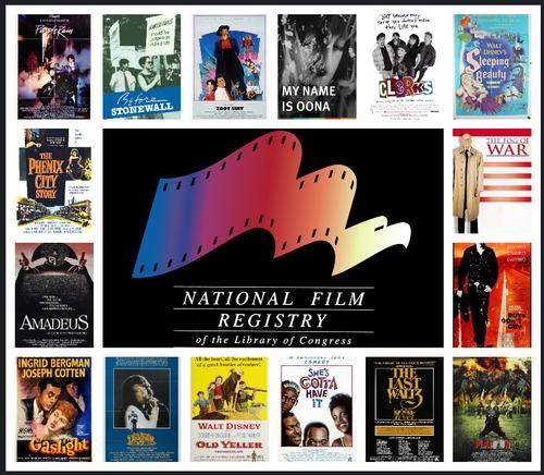 A sample of this year's selections from The National Film Registry, showcasing the range and diversity of American film heritage to increase awareness for its preservation.