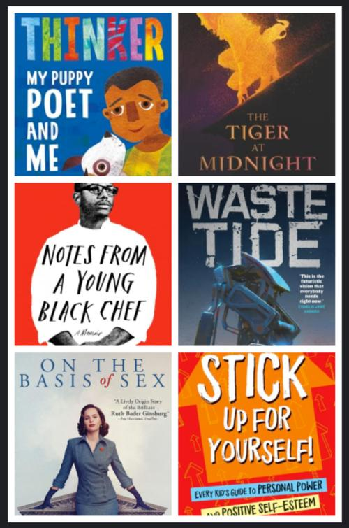 Check out these new titles available in April at a neighborhood library near you!