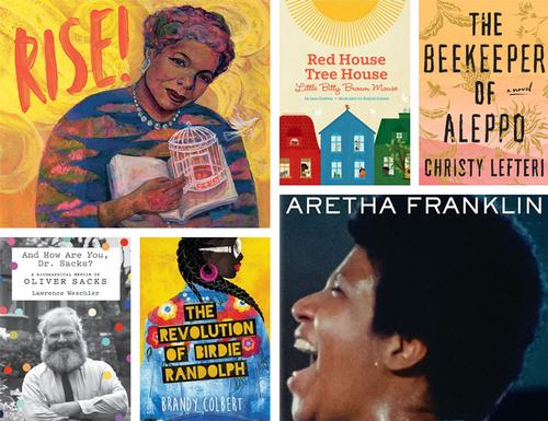 Check out these new titles available in August in our catalog and at a neighborhood library near you!