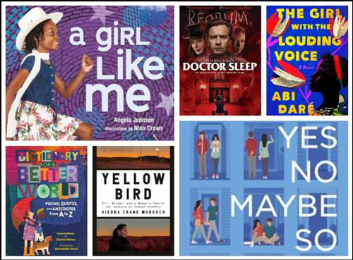 Check out these new titles available in February in our catalog and at a neighborhood library near you!