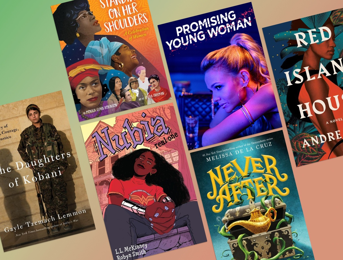 Our children and teen titles feature adventure and inspiration while our adult selections focus on complicated choices and bravery.