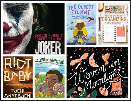 Check out these new titles available in January in our catalog and at a neighborhood library near you!