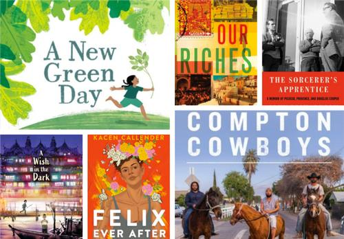 Check out these new ebook and audiobook titles available in May!