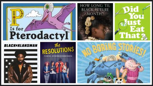 Check out these new titles coming to a neighborhood library near you in November!