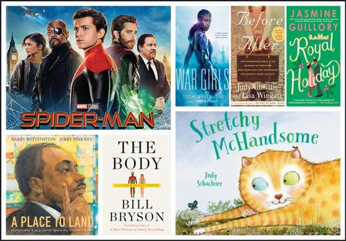 Check out these new titles available in October in our catalog and at a neighborhood library near you!