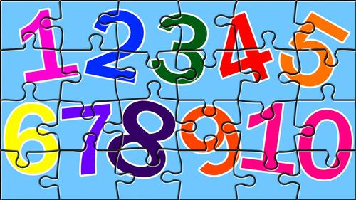 Concept books about numbers and counting  are designed to teach children number recognition and the concept of counting, both forward and backward.