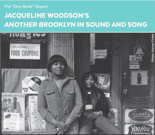 Join us for adventurous and risk-taking music by artists like Cecil Taylor, The Art Ensemble of Chicago, Ornette Coleman, plus more in a concert inspired by Jacqueline Woodson's Another Brooklyn