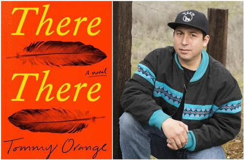This year, Philadelphia will be reading…<i>There There</i> by Tommy Orange!