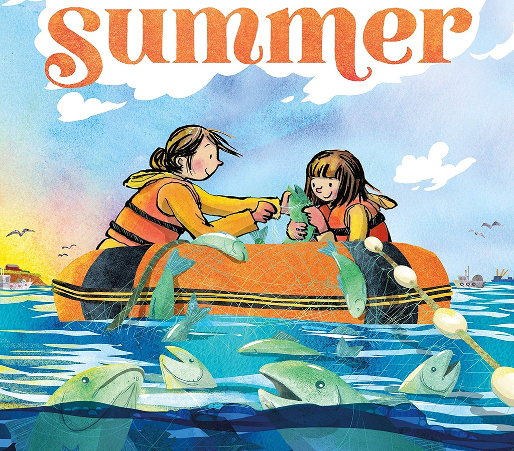 My favorite season of the year is here—Summer!