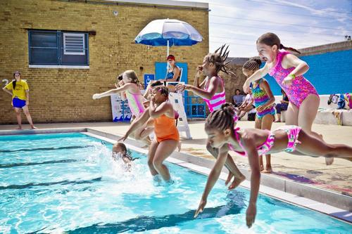 Jump into Summer and stay cool!