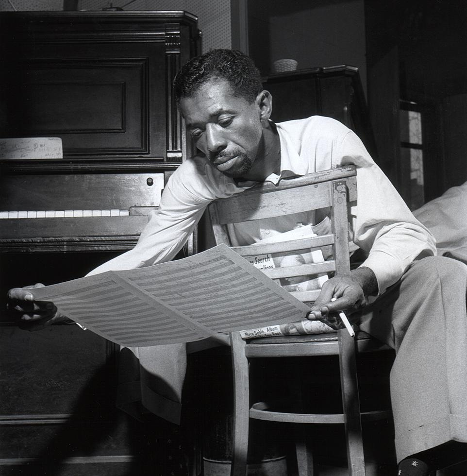 In addition to the drums, Jones was a very fine pianist and could hold his own on upright bass and tenor saxophone.