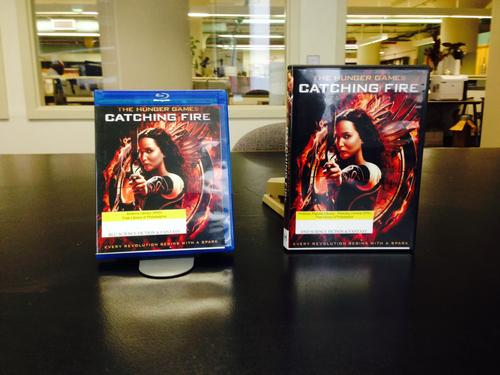 BluRay and DVD, compared