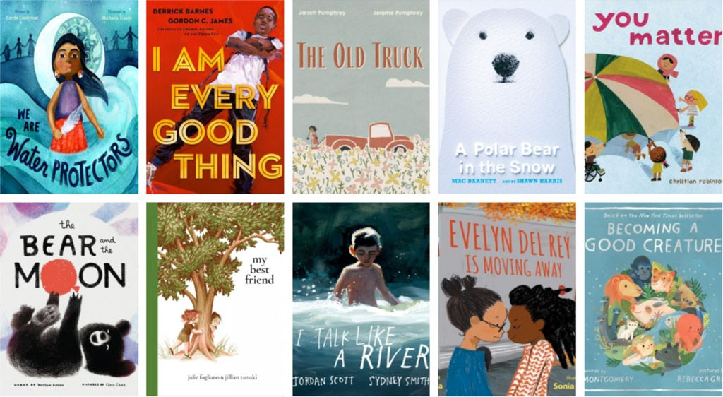 My favorite picture books of 2020!