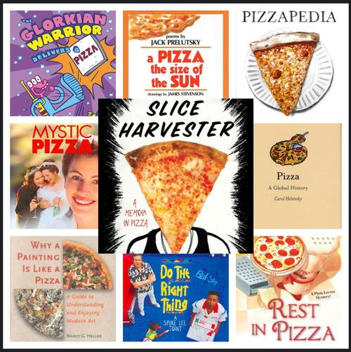 National Pizza Month is celebrated every October