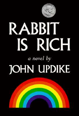 One of Updike's Pulitzer Prize-winning books