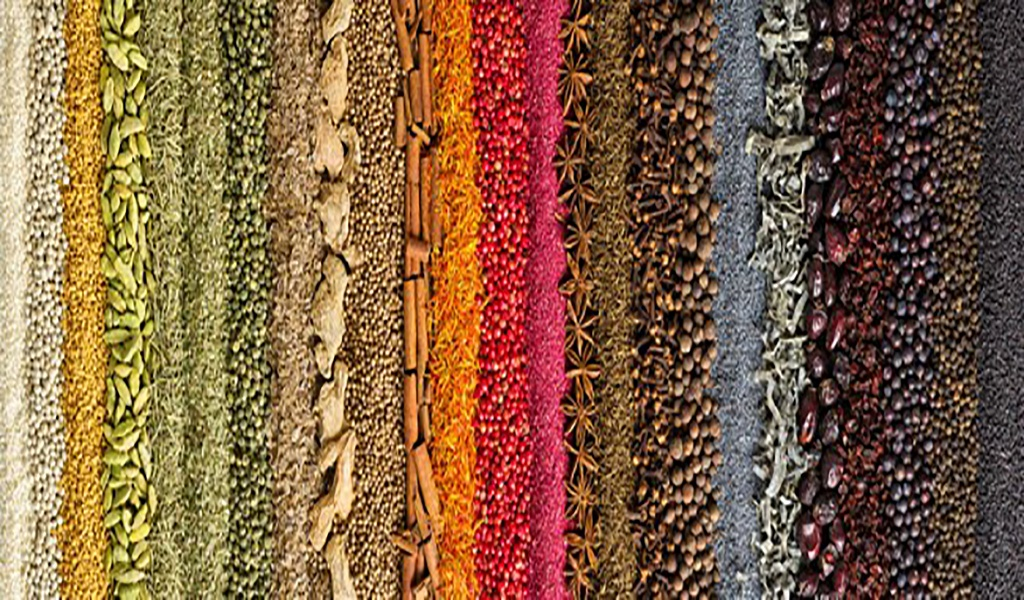 What colorful spice recipes do you enjoy or could you create?