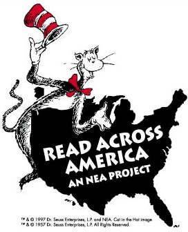 TM & © 1997 Dr. Seuss Enterprises, L.P. and NEA. Cat in the Hat image TM & © 1957 Dr. Seuss Enterprises, L.P. All Rights Reserved