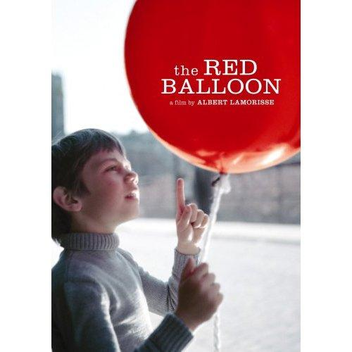 The Red Balloon movie poster