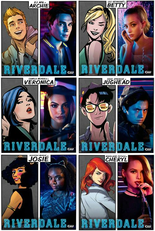 <i>Riverdale</i> season 3 premieres October 10