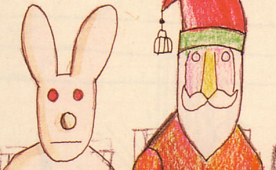 Saul Steinberg's Holiday Vision