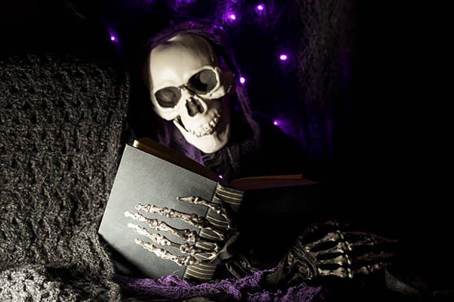 These scary stories will chill you to the bone!