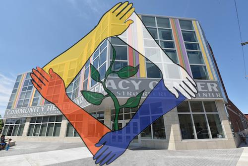 South Philadelphia Library has been designated a Zone of Peace by the Religious Leaders Council of Greater Philadelphia