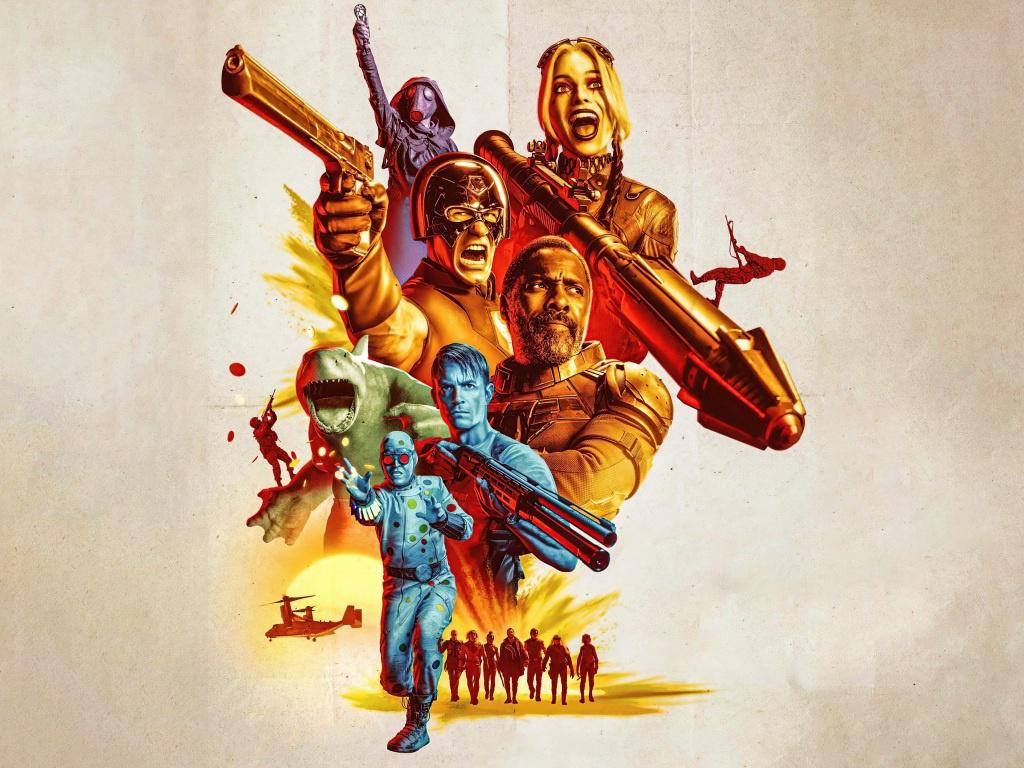 DC Comic's The Suicide Squad