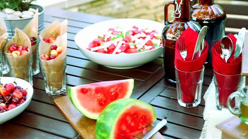 Check out these recipes and reccomendations for summertime eats!