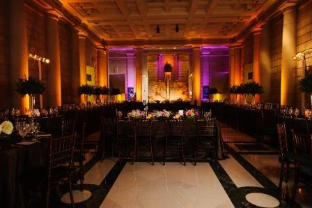 Corporate Gala in the Grand Lobby
