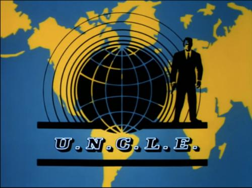 The Man from U.N.C.L.E. television show 1964