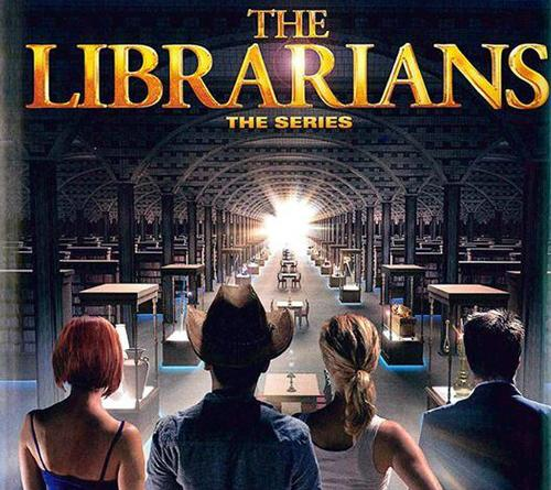 The Librarians televsion series, December 2014