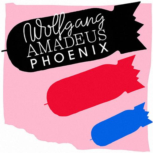 Phoenix CD Cover © V2 Records