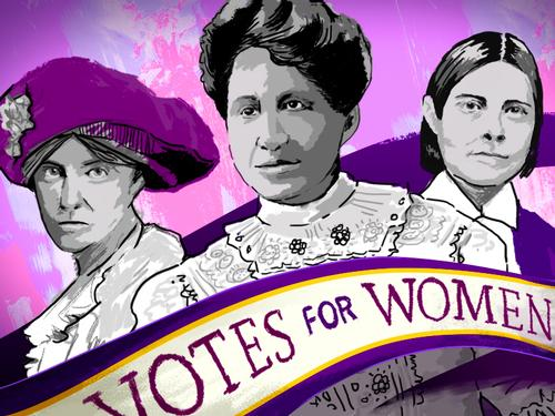 Women's History Month 2020 at the Free Library