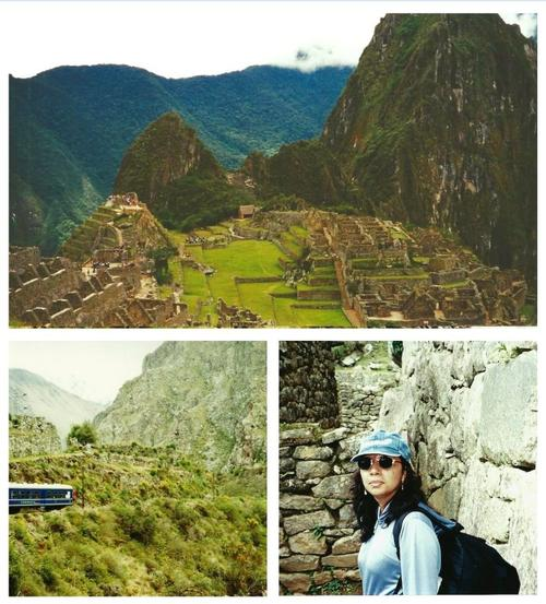Traveling to Incan citadel Machu Picchu, Cusco, Perú
