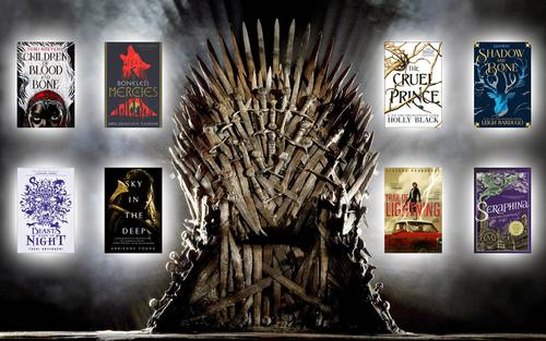 Check out these Young Adult epic fantasies that would be right at home on the same bookshelf as George R. R. Martin's Song of Fire and Ice series.