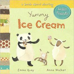 Yummy Ice Cream by Emma Quay