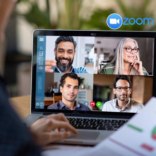 Learn how-to use Zoom today with these Free Library resources!