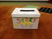Story Box - Submit a story to have it acted out.