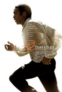 Poster for the film <i>12 Years a Slave<i> cc Fox Searchlight Pictures