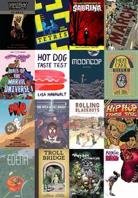 16 Great Graphic Novels from 2016
