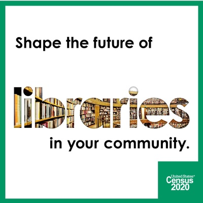 Shape the future of libraries in your community.